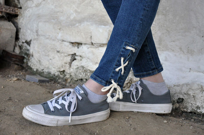3 Tipps so wird dein Alltagsoutfit interessanter Modeblog Nähblog Fairy Tale Gone Realistic 4