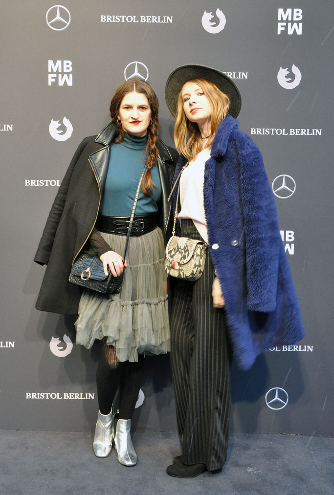 Berlin Fashion Week Januar 2018 Modeblog Nähblog Lifestyle Blog Fairy Tale Gone Realistic Modebloggerin