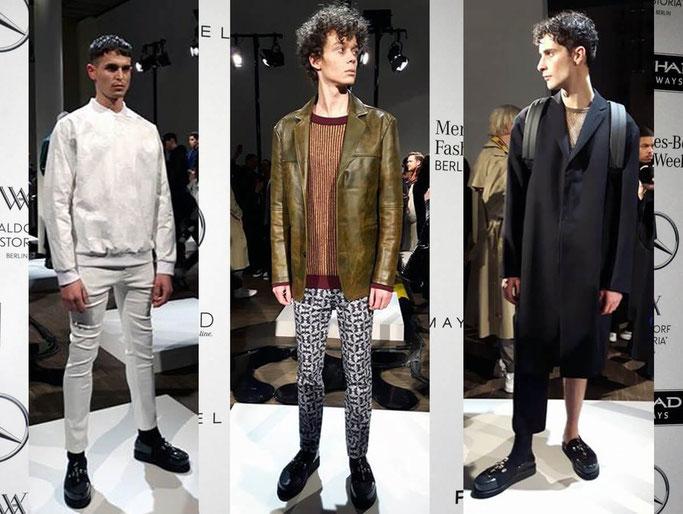 Berlin Fashion Week Haus of Yoshi X BOM.B Show Modeblog Fairy Tale Gone Realistic Lifestyleblog Passau