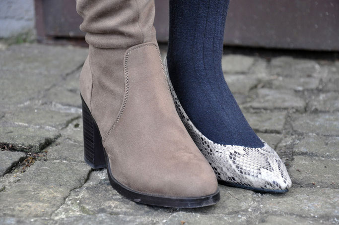 1 Outfit - 2 Schuhtrends - 24 Stunden Modeblog Fairy Tale Gone Realistic Fashionblog Passau München Schuhtempel24
