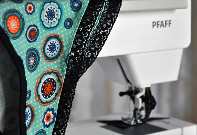 Schöne Wäsche nähen Buch DIY Modeblog FAIRY TALE GONE REALISTIC Susi Fashionblog Passau
