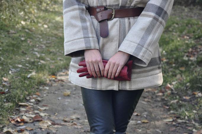 Outfit selbstgenähter Mantel Retrostyle Nähblog DIY Nähen Modeblog Fairy Tale Gone Realistic Fashionblog Deutschland