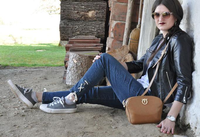 3 Tipps so wird dein Alltagsoutfit interessanter Modeblog Nähblog Fairy Tale Gone Realistic