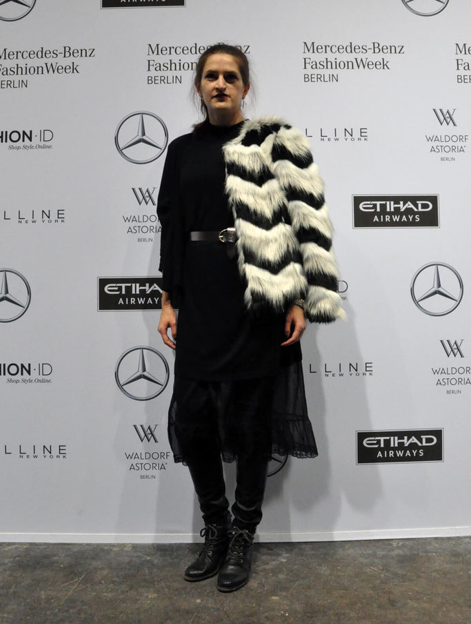 Berlin Fashion Week Januar 2017 Day 2 Outfit Shows Rebekka Ruétz Maisonnée Salonshow Lavera Green Fashion Award Modeblog Fairy Tale Gone Realistic