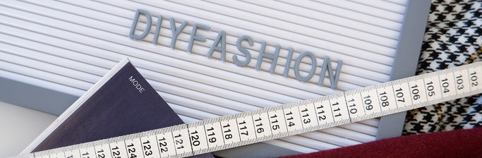 DIY Fashion NEWS Newsletter Nähen Mode Nähblog Modeblog