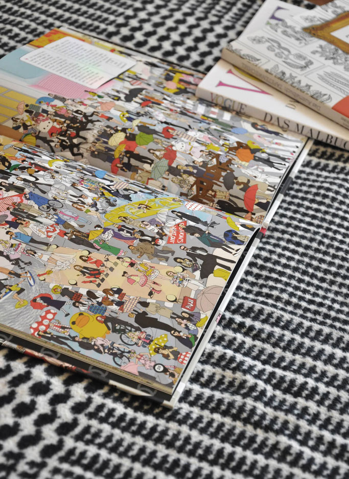 Kleine Kinder spielen gern, Große jetzt auch Buchrezension Ausmalbücher Rätselbuch Modeblog Fairy Tale Gone Realistic Fashionblog Bayern