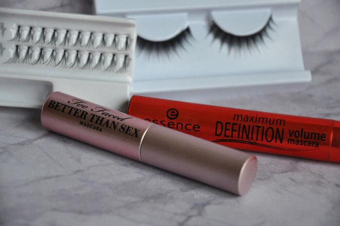 Tipps für schöne Wimpern Beautyblog natürliche Pflege Nähblog Modeblog Fairy Tale Gone Realistic