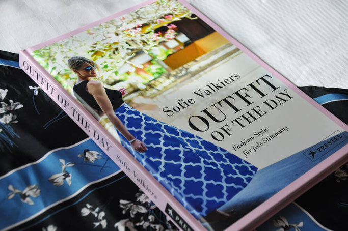 Buchtipp Outfit Of The Day Sofie Valkiers Buchrezenseion Nähblog Modeblog Nähbücher