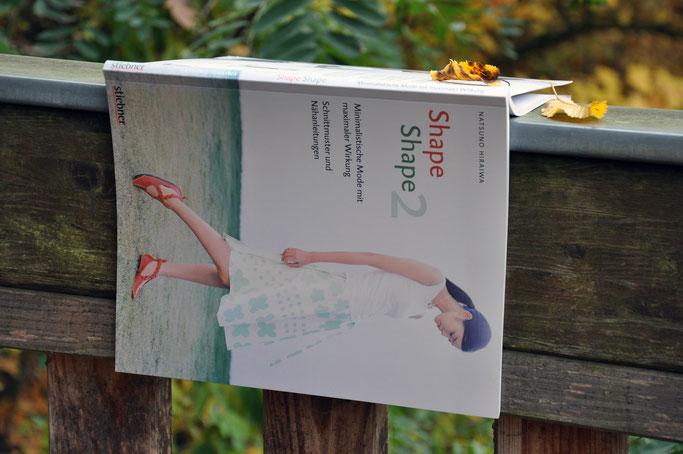 Shape Shape 2 Buchrezension Nähen DIY Outfit Modeblog Fairy Tale Gone Realistic Fashionblog