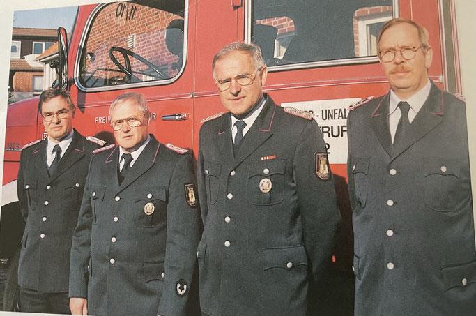 Das Ortskommando von 1996