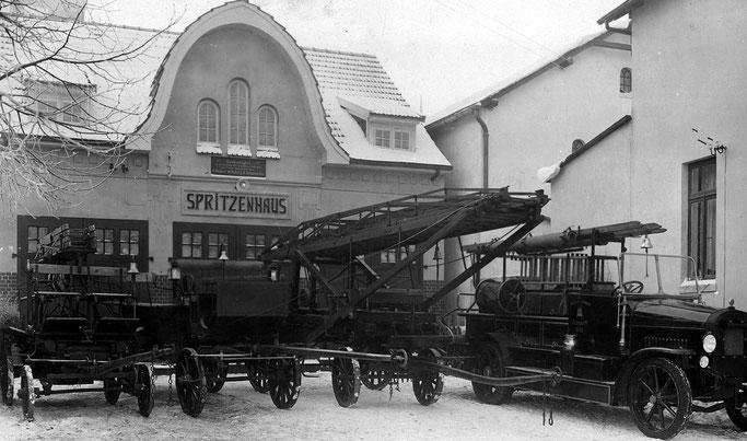 Spritzenhaus Strichweg 166