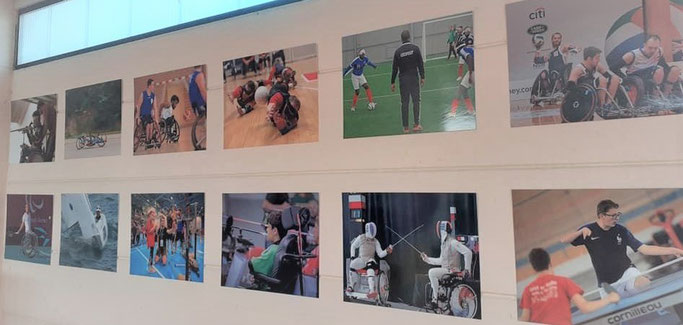 Exposition photo handicap - handisport