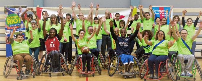 Team Building Séminaire handisport