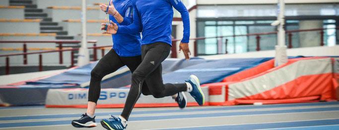 Sensibilisation athlétisme non-voyant handisport
