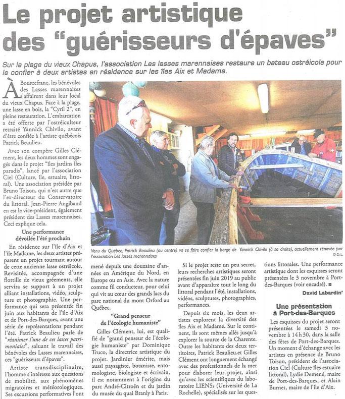 guérisseurs d'épaves, sud-ouest, Bourcefranc-Le Chapus, Pays Marennes-Oléron, Charente-Maritime