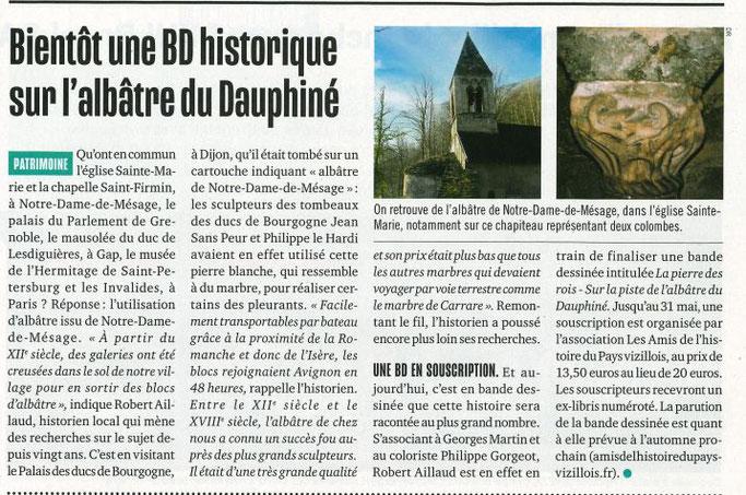 Hebdomadaire Les Affiches N° 5044 du 7 mai 2021