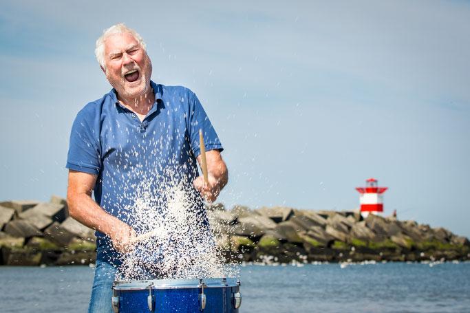 Cesar Zuiderwijk - Foto: Feest aan Zee
