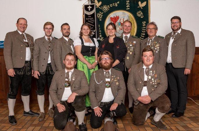 Christian Ploschnitznigg, Sylvia Haberstock-Kiesenbauer, Thomas Ploschnitznigg, Daniel Lintterer, Andreas Weber, Philipp von Wartburg