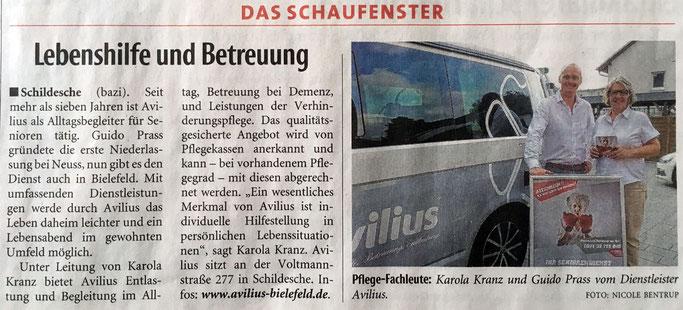 Quelle: nw / Zeitungsverlag Neue Westfälische GmbH & Co. KG