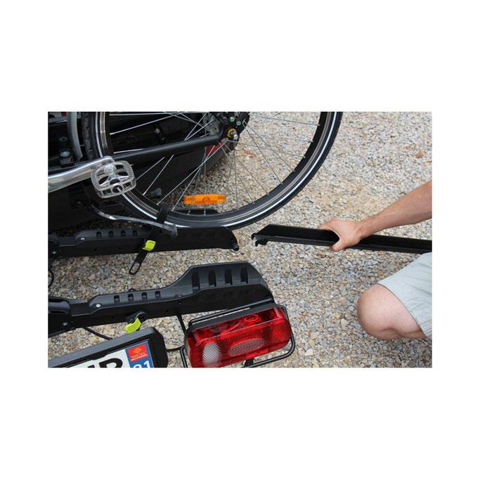 Rampe  monter vélos  29€95