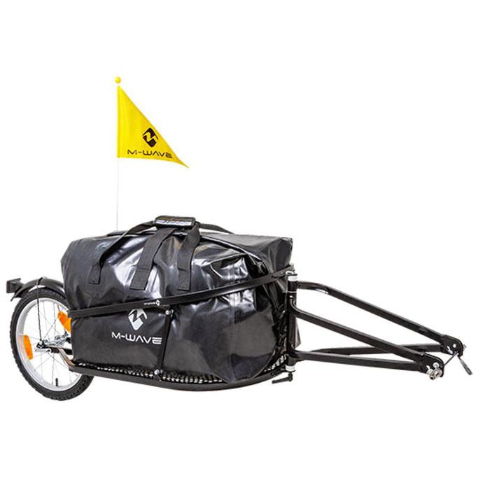 remorque voyage mono roue M WAVE  199€