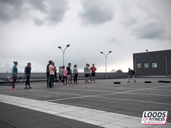 Upperdeck in Bunschoten bij Loods of Fitness Bunschoten Spakenburg