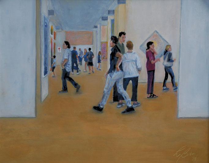 """Oils on Wood Panel (16 x 20"""")"""