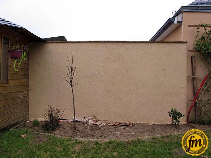 Monter Un Mur De Parpaing Extrieur Et LEnduire  Site De Frdric