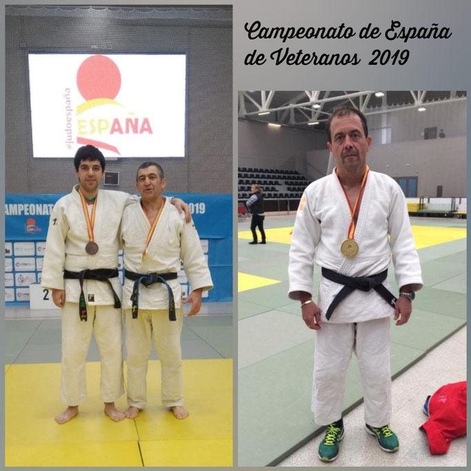 Jon Guinea, Luis Javier Galilea y José Ángel Santos
