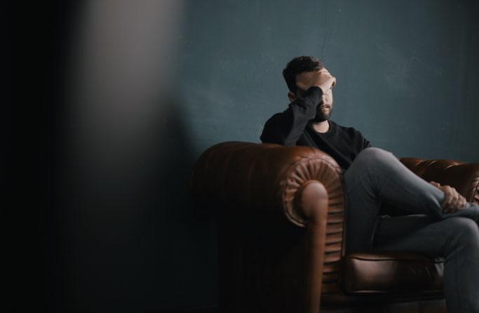 Burnout, Erschöpfung, Depression