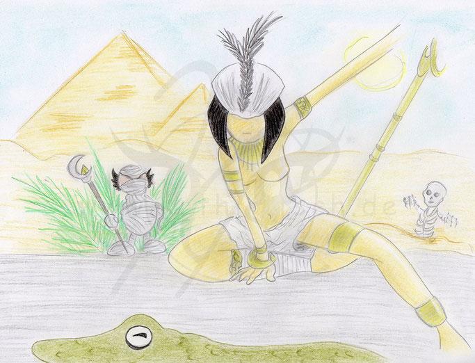 Ägypten ist Gold