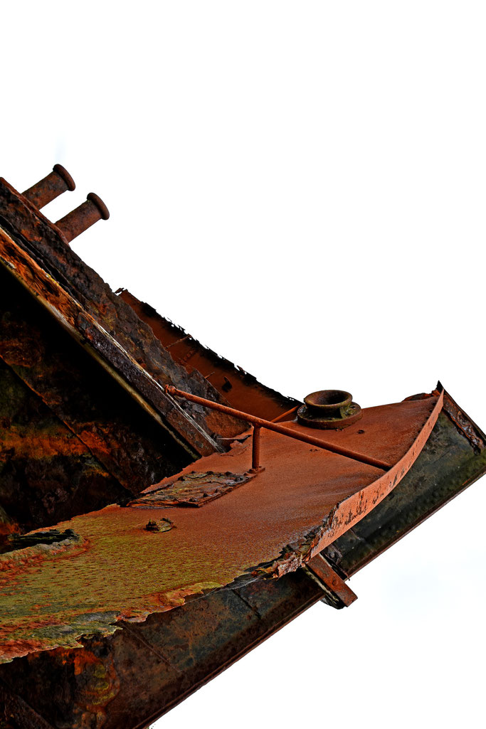 le dragon de l'Elorn - épave chaloupe Plougastel-Daoulas