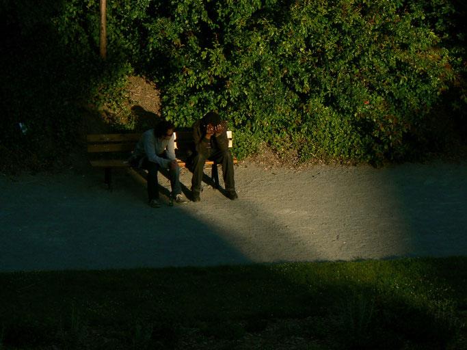 Le coup de barre - Centre de Brest - 2011