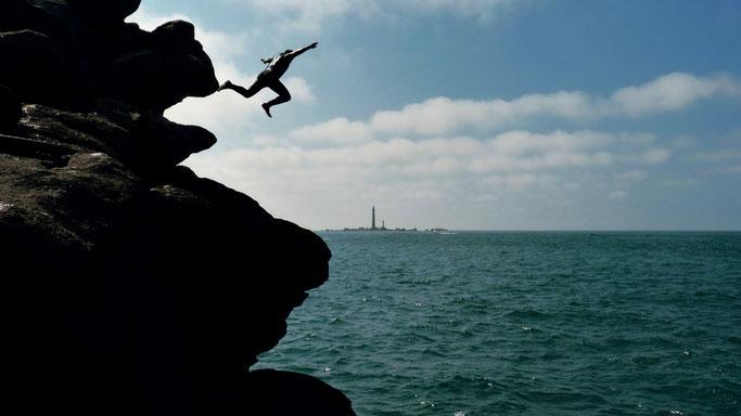 photographe brest plougastel-daoulas marins gens littoral baigneur plongeur plongeon île vierge guisseny plouguerneau pagan mer paysage breton photographie panorama breizh tirage d'art