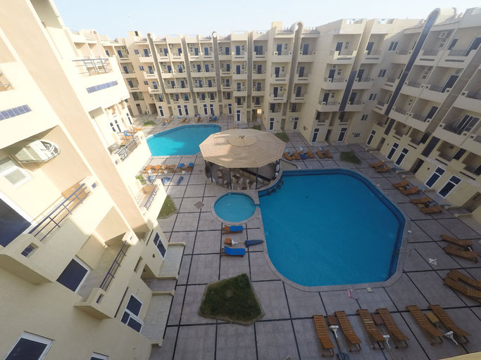 www.apartmentsinhurghada.com - Rental Apartment in Hurghada - Tiba Resort Hurghada