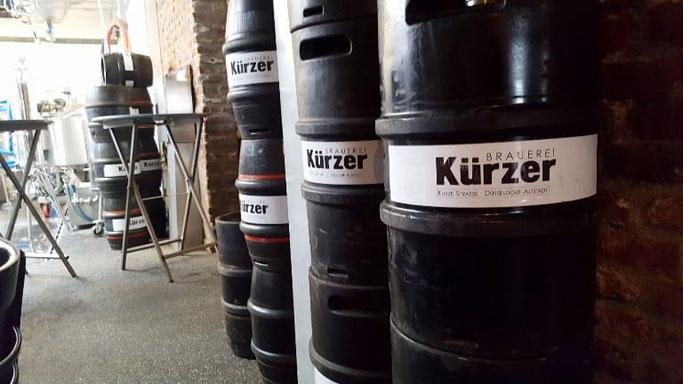 Brauerei Kürzer Düsseldorf
