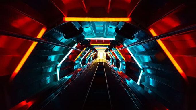 Atomium Belgien