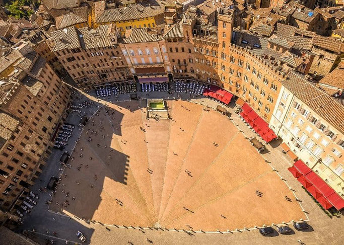 Toskana Urlaub Siena