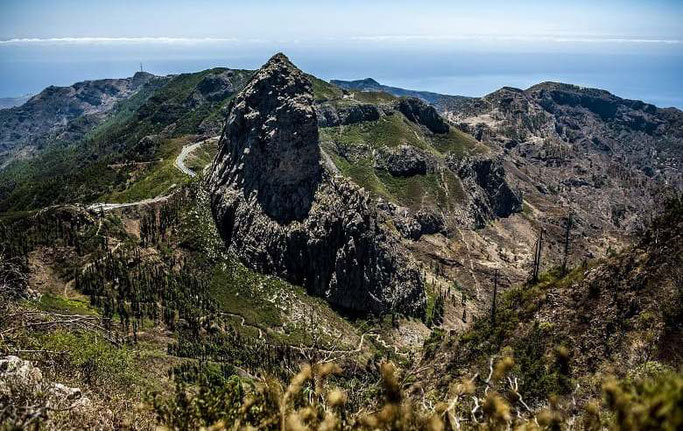 Kanaren La Gomera Wandern