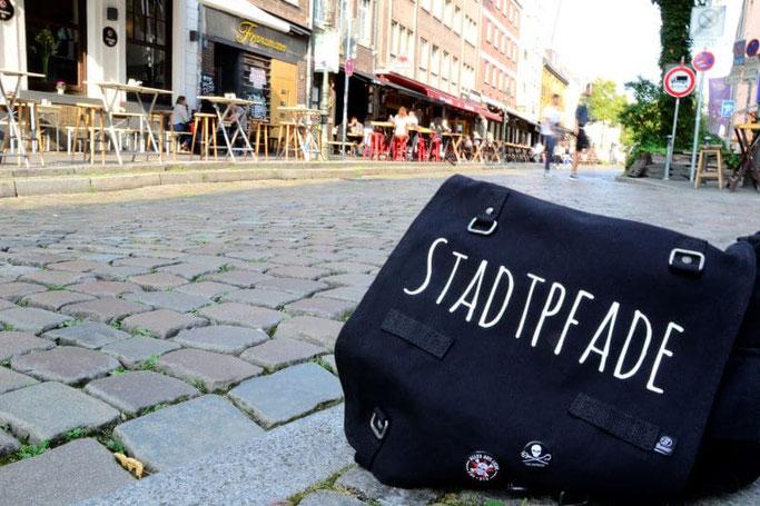 Stadtpfade Tour Guide Tasche