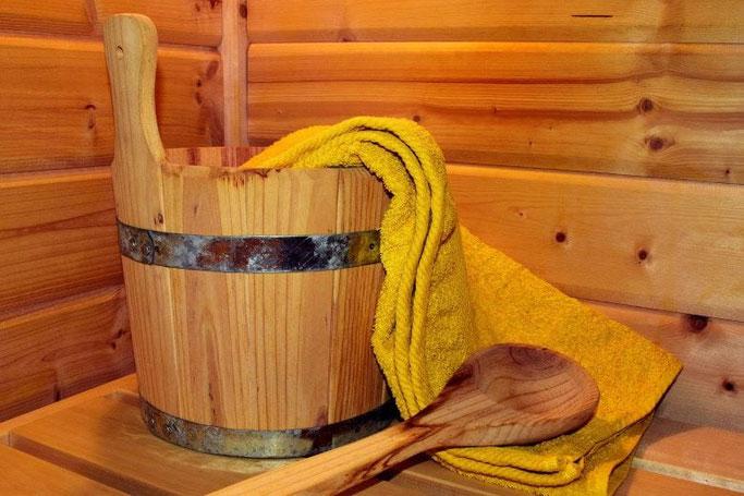 Wellness NRW mit Sauna