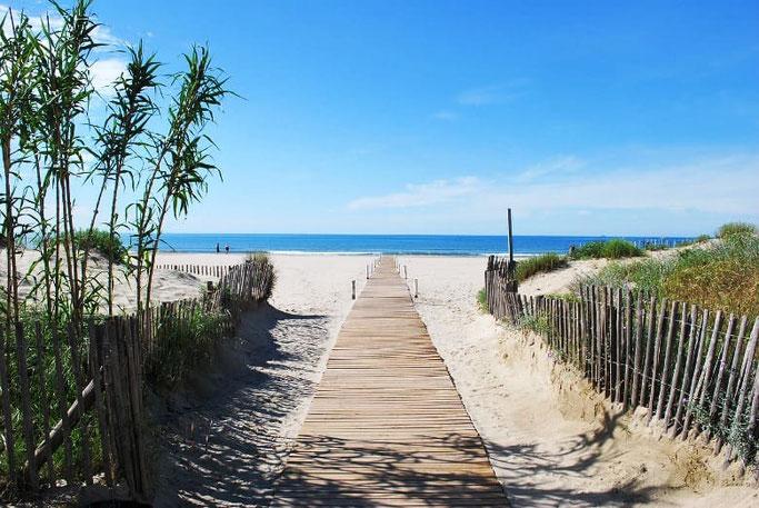 Frankreich Mittelmeerküste Urlaub