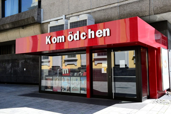 Komödchen Düsseldorf