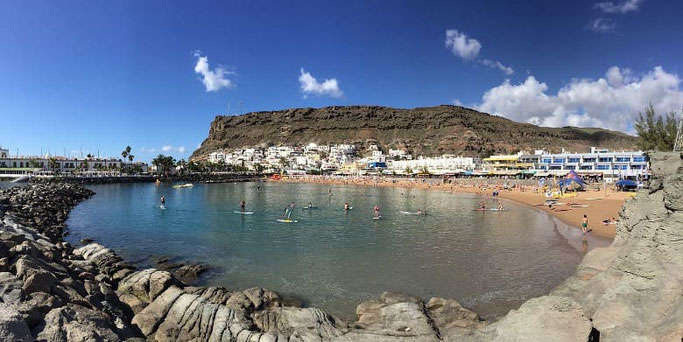 Kanaren Gran Canaria Puerto de Mogan