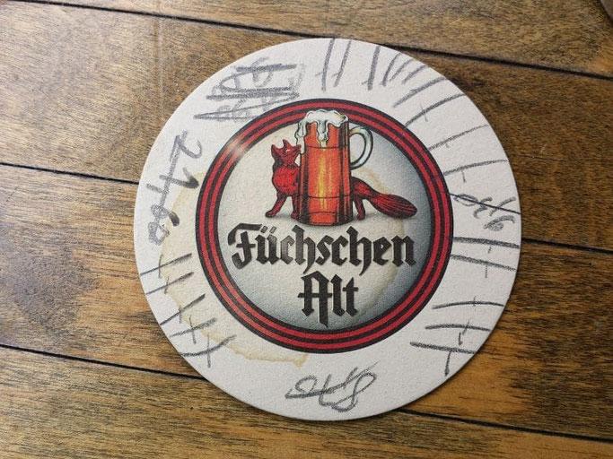 Brauerei Füchschen Düsseldorf