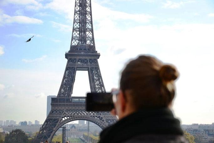 Eiffelturm Fotospot Trocadero