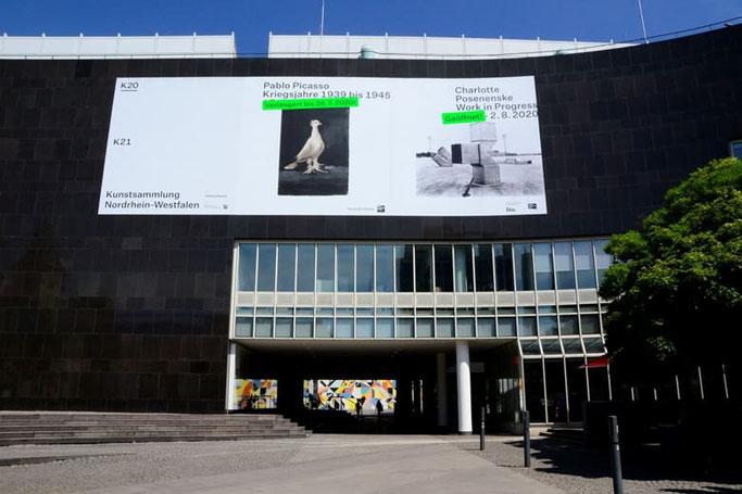 Düsseldorf Museum K20