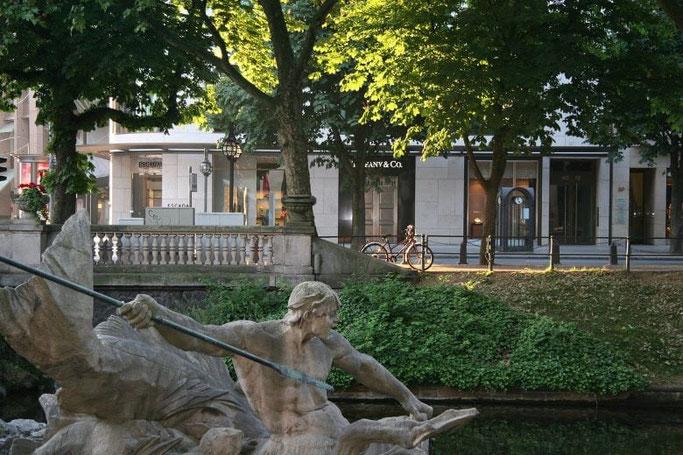 Düsseldorf Königsallee