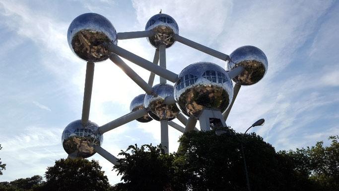 Atomium Brüssel Städtereise