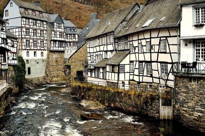 Ausflugsziele NRW Monschau